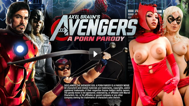 Are avengers porn parody xxx have quickly