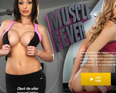 Gym Porno : brunette aux gros seins baisée