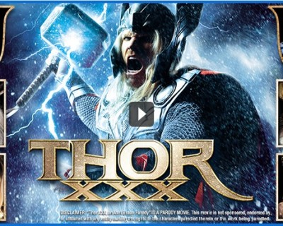 Watch Thor XXX the first Thor porn parody