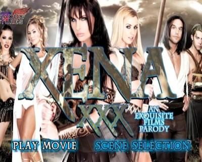 Xena XXX : la parodie porno de Xena en vidéo