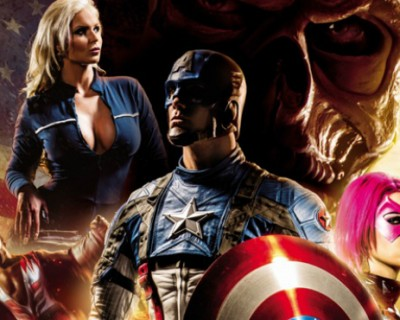 Watch Captain America XXX : the porn parody