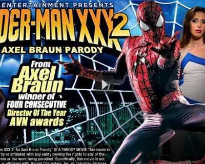 Watch Spiderman XXX 2 : the amazing Porn parody