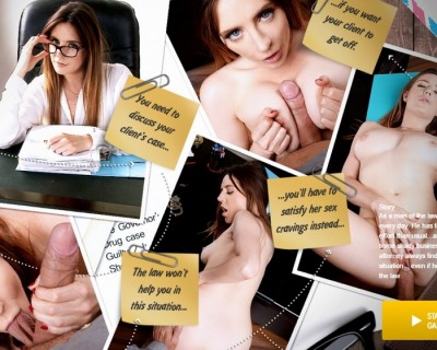 Life Selector : sexy lawyer fucked XXX video